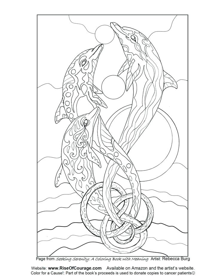 736x928 Colored Pencil Coloring Pages Print John T Adult Coloring Page