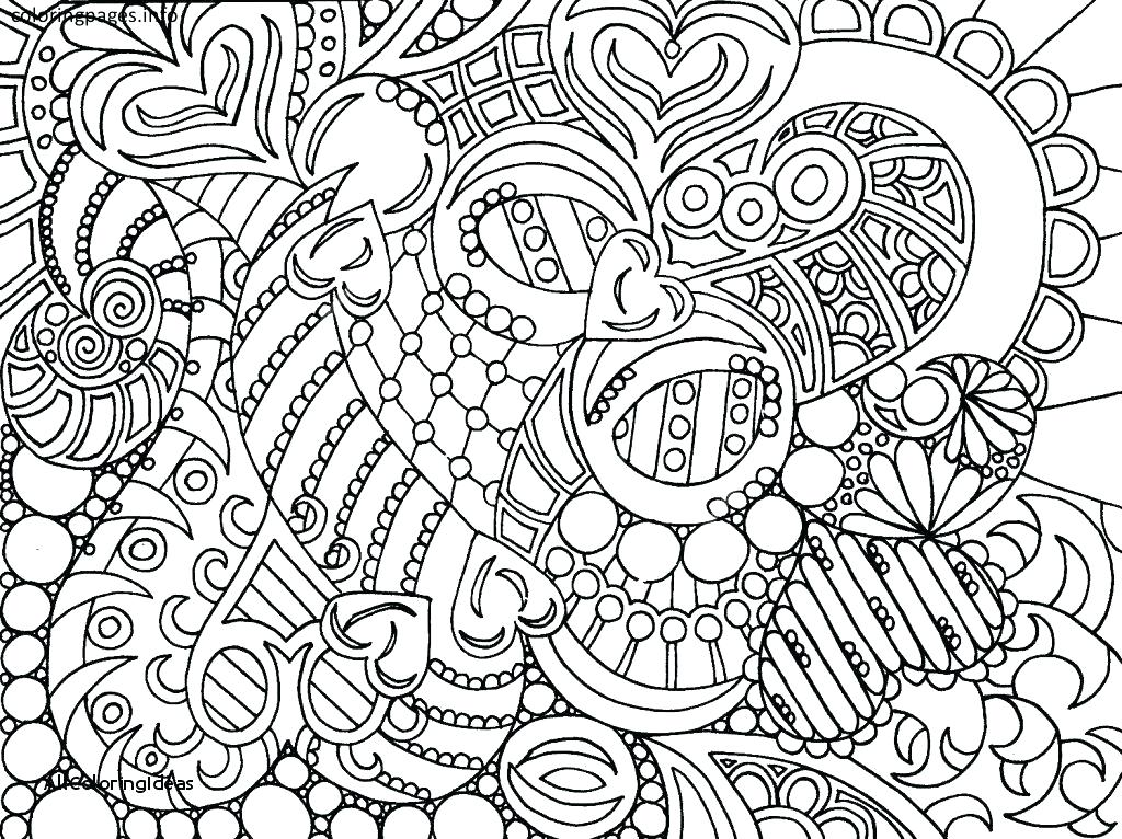 1024x766 Colorful Coloring Pages Colorful Coloring Pages Botanical Garden