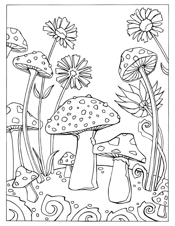 600x776 Best Adult Coloring Pages Images On Coloring Books