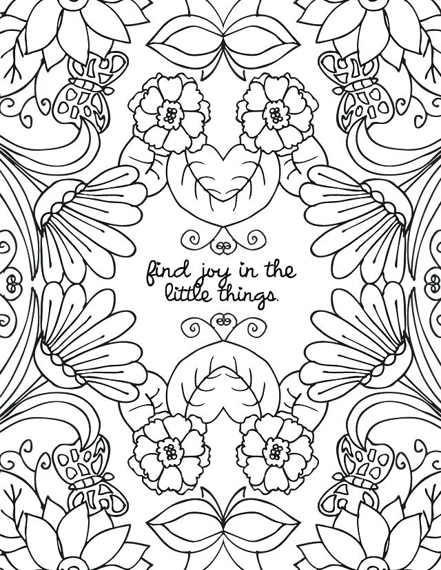 640x828 Colored Pencil Coloring Pages Print