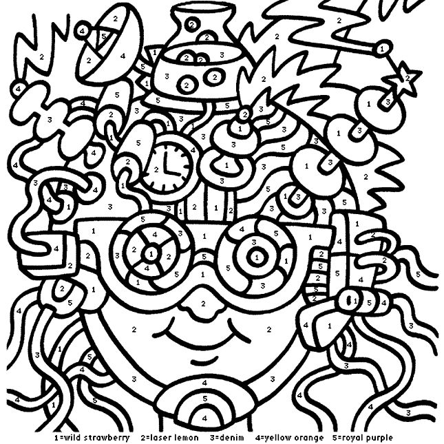 645x645 Best Kids Coloring Pages Printables Images