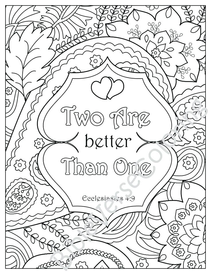 736x952 Amazing Colored Pencil Coloring Pages For Bible Verse Coloring