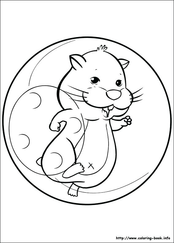 567x794 Good Grossery Gang Coloring Pages For Grocery Coloring Pages