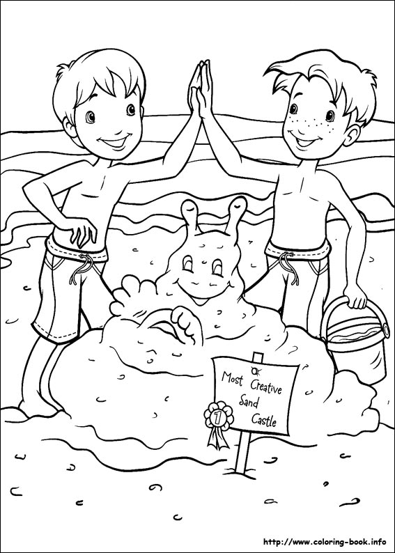 567x794 Holly Hobbie Coloring Pages On Coloring