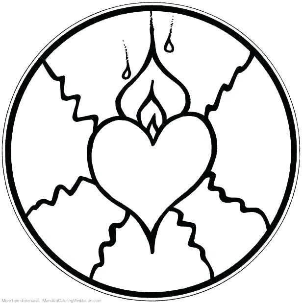 618x619 Banner Coloring Pages Flames Coloring Pages Flames Coloring Pages