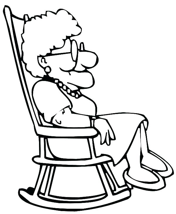 600x732 A Chair For My Mother Coloring Pages Devon Creamteas