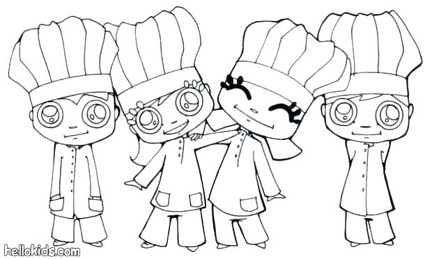 620x372 Cooking Coloring Pages Cooking Coloring Pages Plus Professions