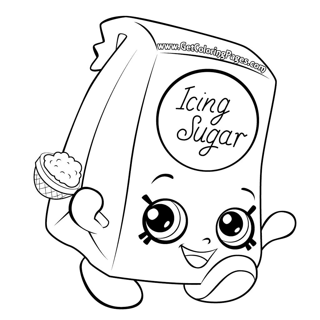 1024x1024 Icing Sugar Coloring Page Chef Club Shopkins