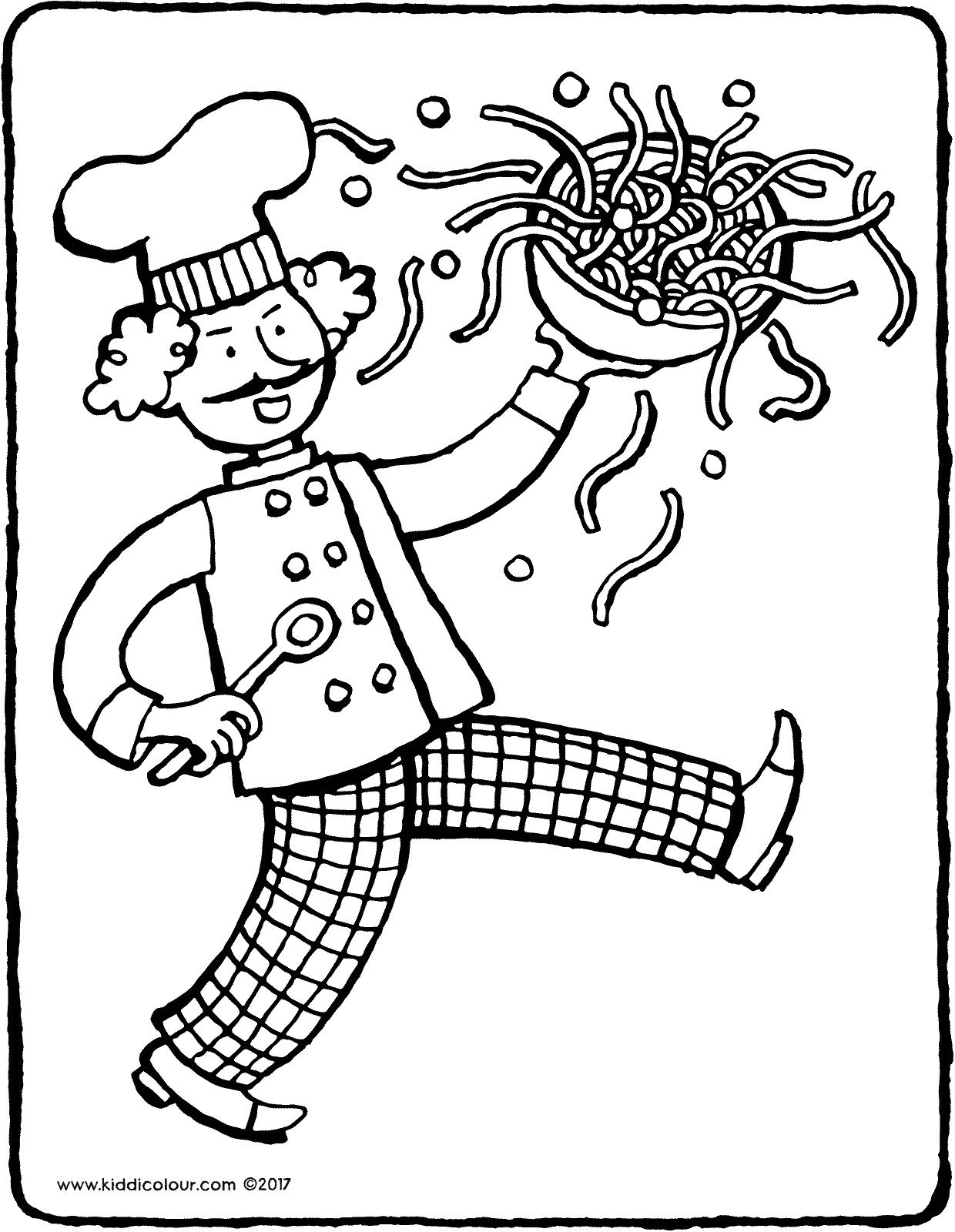 1240x1600 Dancing Chef
