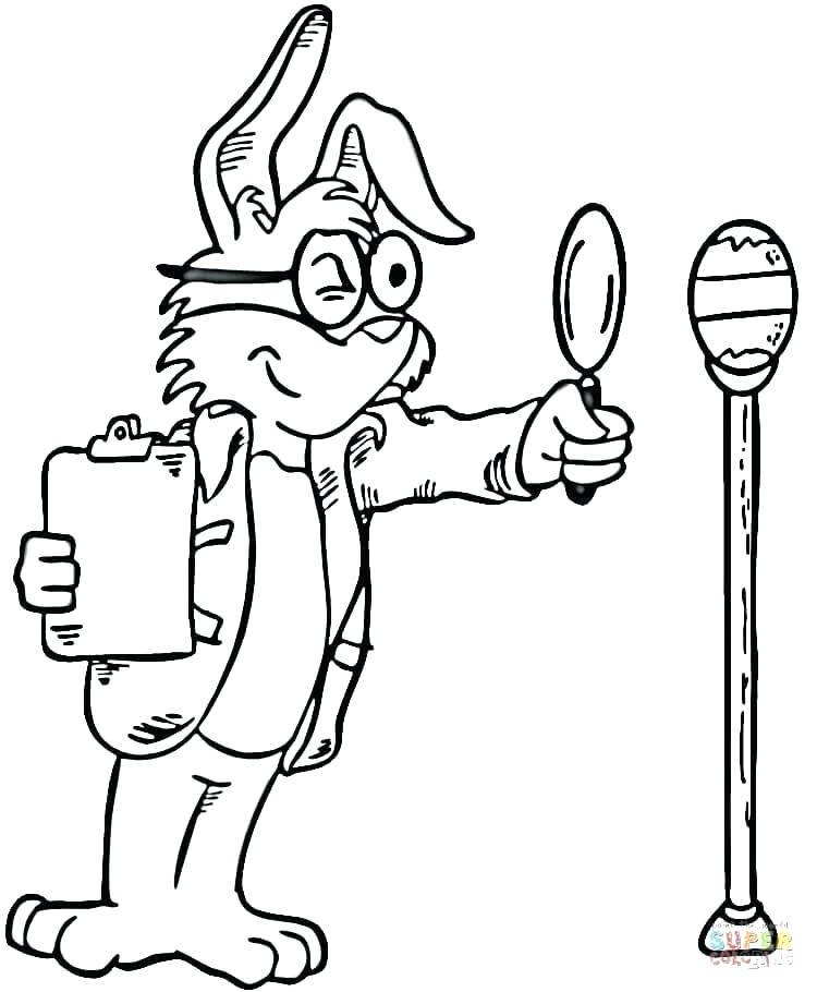 750x910 Ears Coloring Page Coloring Pages Bunny Ears Coloring Page Bunny