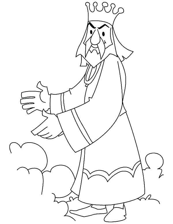 600x776 King Arthur Coloring Pages King Coloring Pages King Coloring Pages