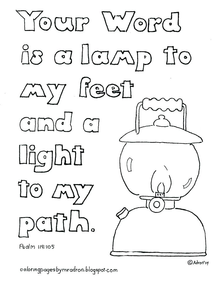 736x961 Lamp Coloring Page Light Bulb Coloring Page For Kids Printable