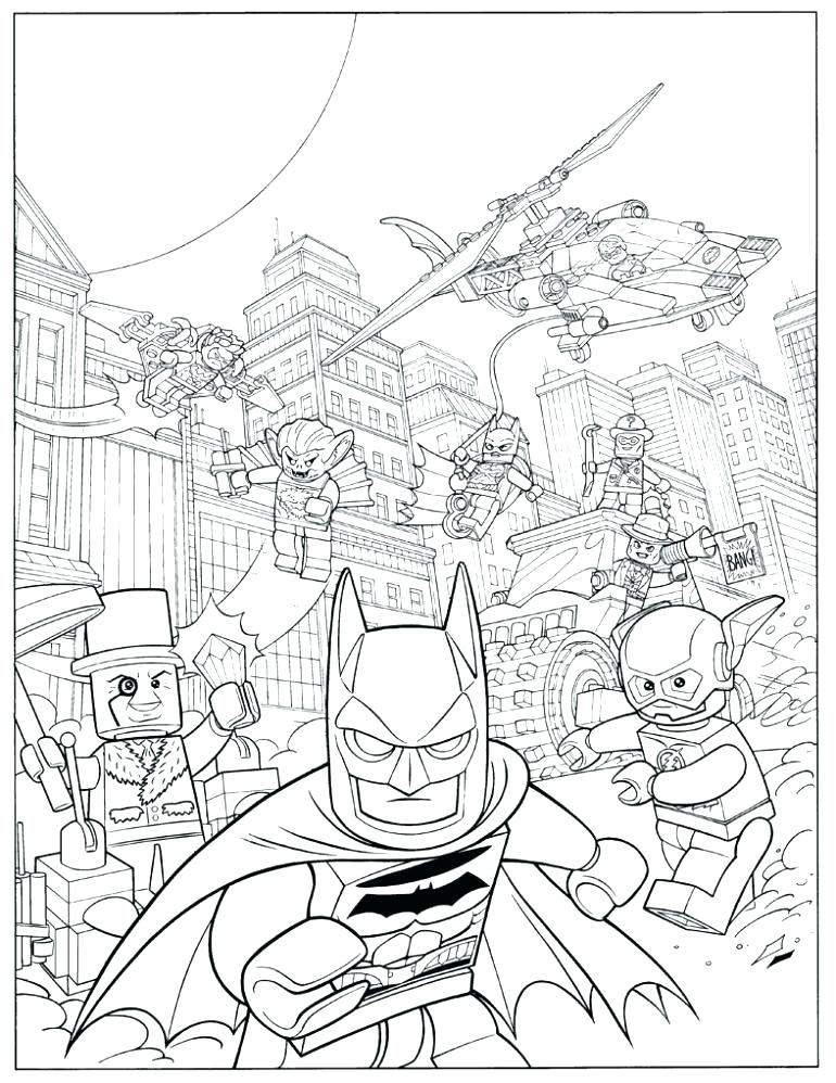 770x998 Lego City Coloring Page City Coloring Pages City Buildings