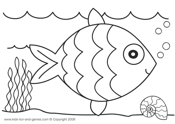 736x522 Creative Idea Rainbow Fish Coloring Page Best Template Ideas