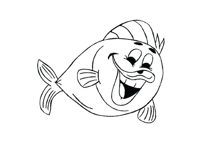 650x500 Goldfish Coloring Pages Fish Coloring Pages Printable Coloring