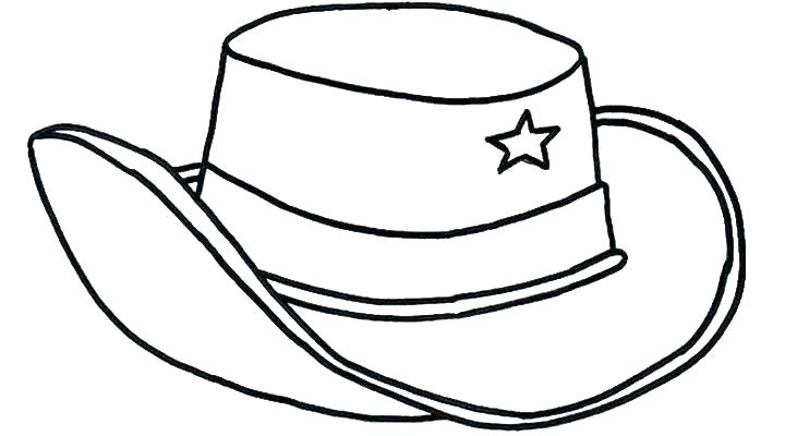 720x400 Police Hat Coloring Page Police Hat Coloring Page Hat Coloring