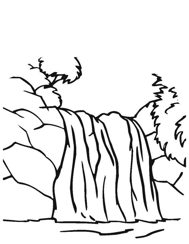 638x825 Waterfall