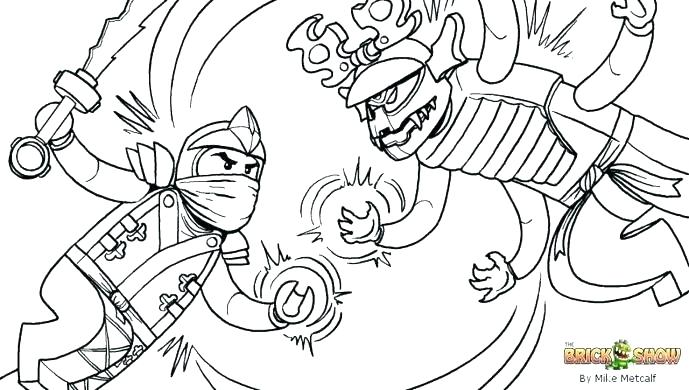 689x390 Ninjago Coloring Pages To Print Coloring Pages Gold Dragon Attack