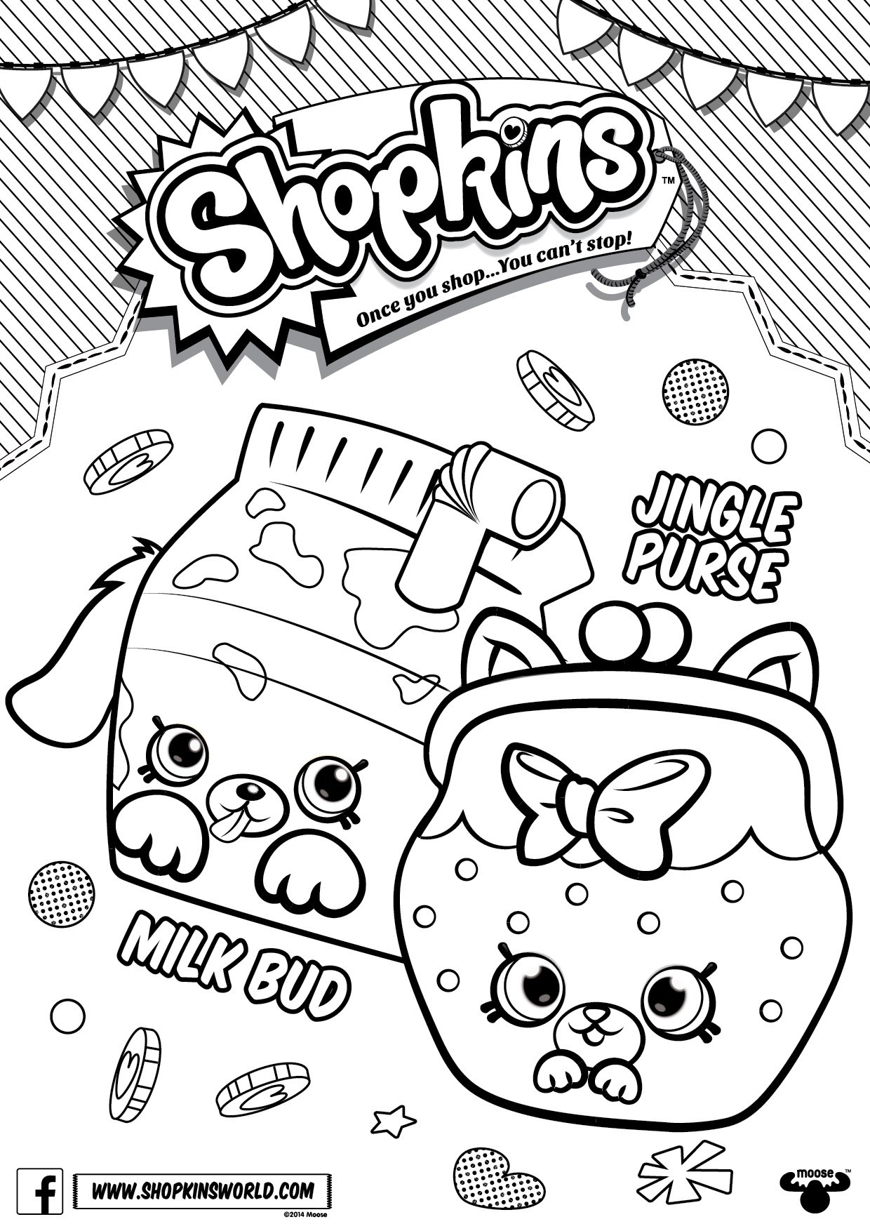 1240x1754 Shopkin Coloring Pages That You Can Print New