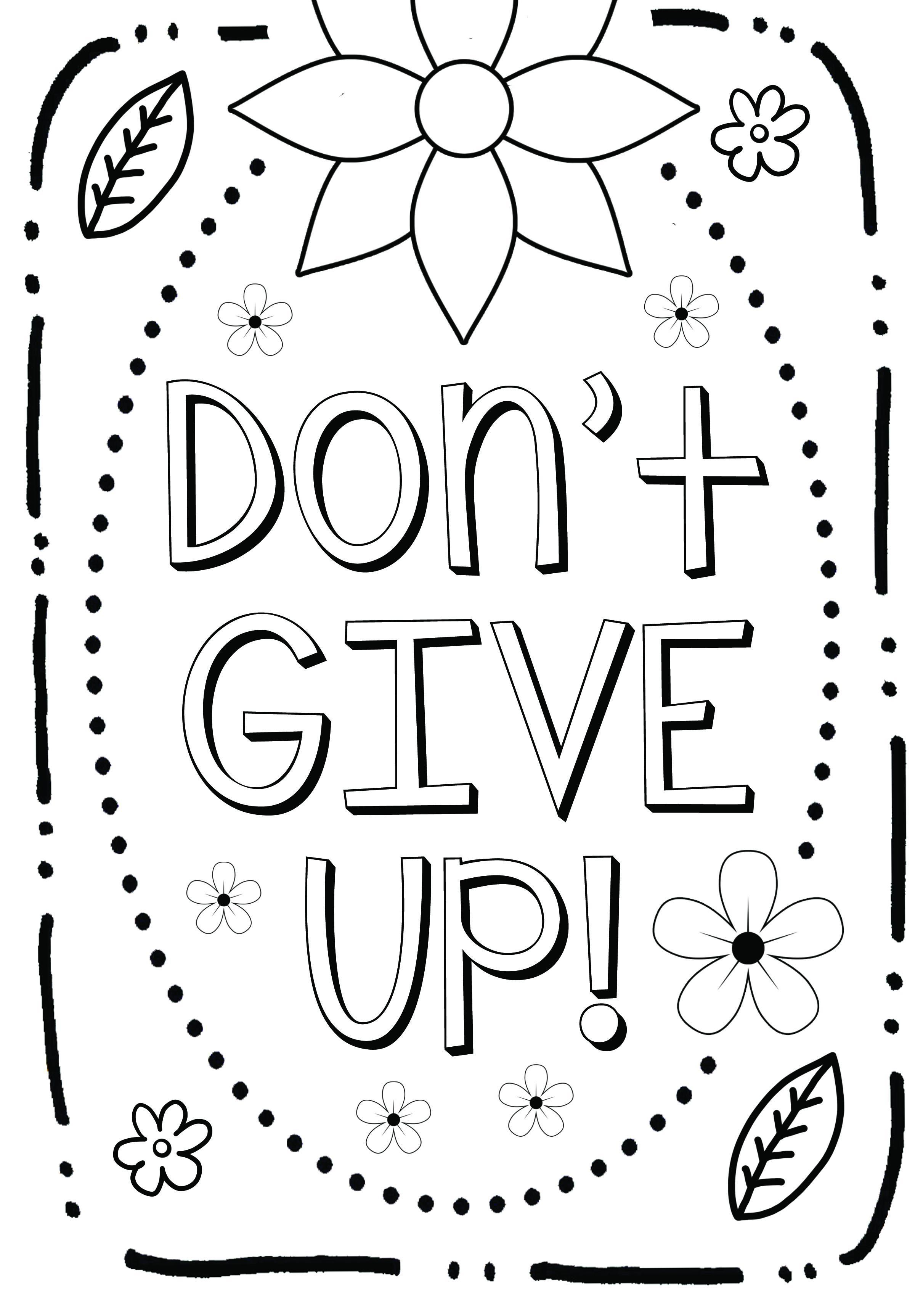 2400x3450 Free Coloring Page Growth Mindset Mindset, School And Counselling