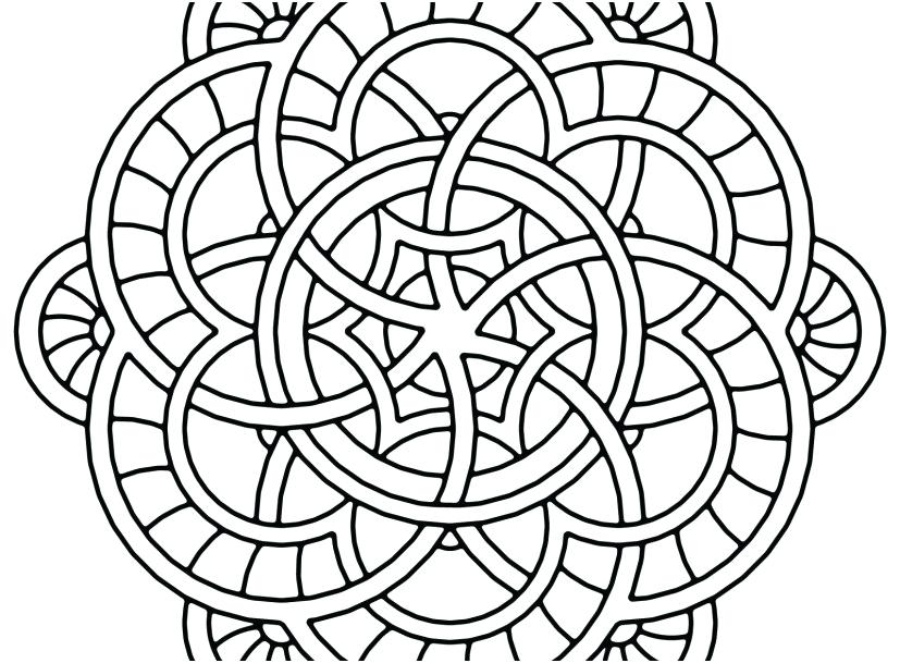 827x609 Abstract Coloring Pages For Adults And Artists Abstract Coloring