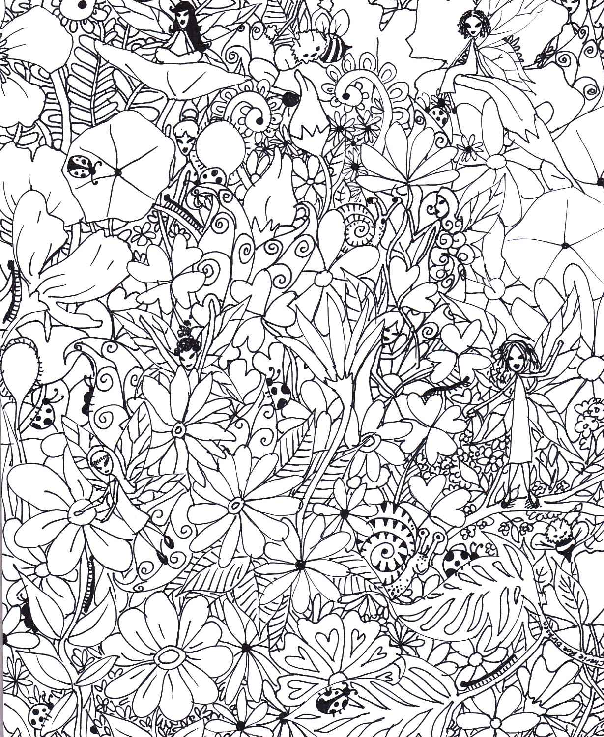 1229x1500 Huichol Art Abstract Figure Coloring Page Free Act Pages
