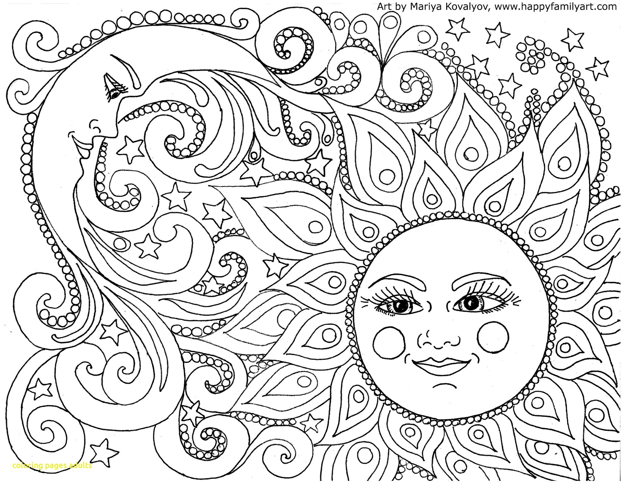 2000x1556 Coloring Pages Adults With Pdf Coloring Pages For Adult Pilular