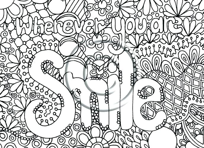689x499 Free Coloring Pages Adults Free Printable Abstract Coloring Pages