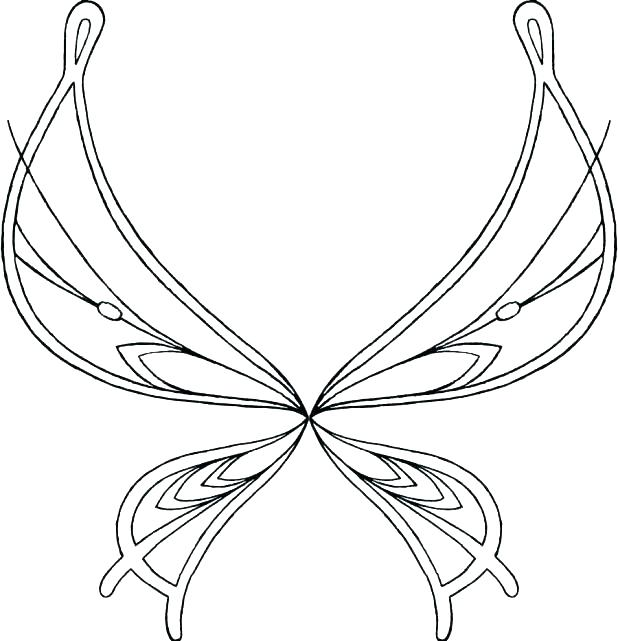 618x641 Angel Wings Coloring Pages Heart With Angel Wings Coloring Pages
