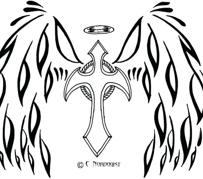678x600 Hearts Wings Coloring Pages Coloring Pages Of Hearts