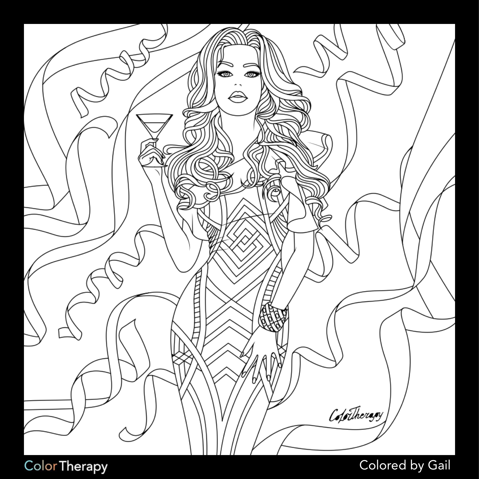 2000x2000 Coloring Pages App I Colored This Myself Using Unknown