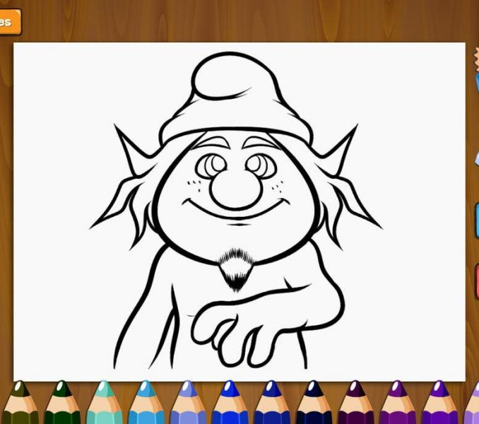 678x600 Photo To Coloring Page App Coloring Pages App Color