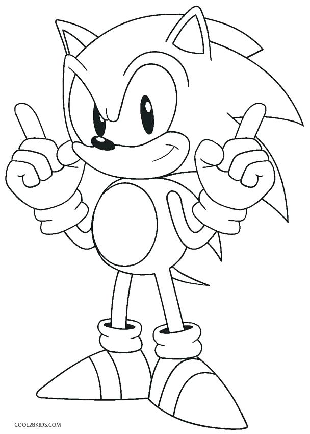 608x850 Coloring Pages App Coloring Game Printable Sonic Coloring Pages