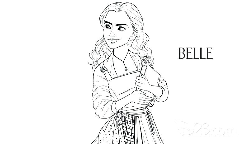 780x463 Beauty And The Beast Coloring Pages Beast Coloring Pages Snowstorm
