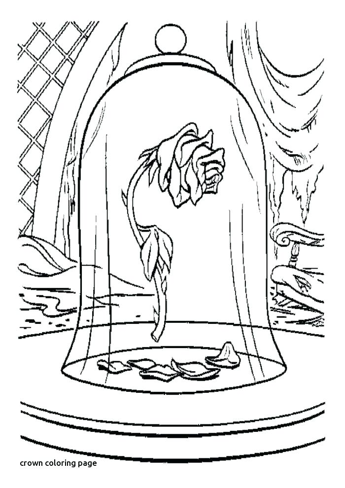 700x990 Beauty And The Beast Coloring Page Free Beauty And The Beast