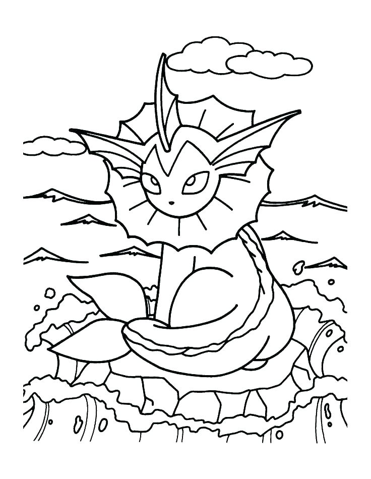 736x950 Free Pokemon Coloring Pages Large Size Of Coloring Pages Printable