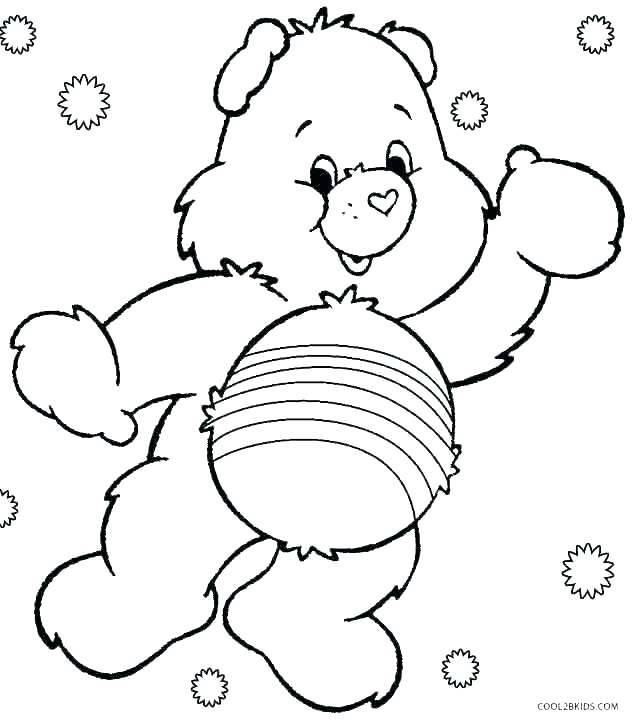 636x720 Coloring Page Of A Bear Coloring Page Of Bear Black Bear Coloring