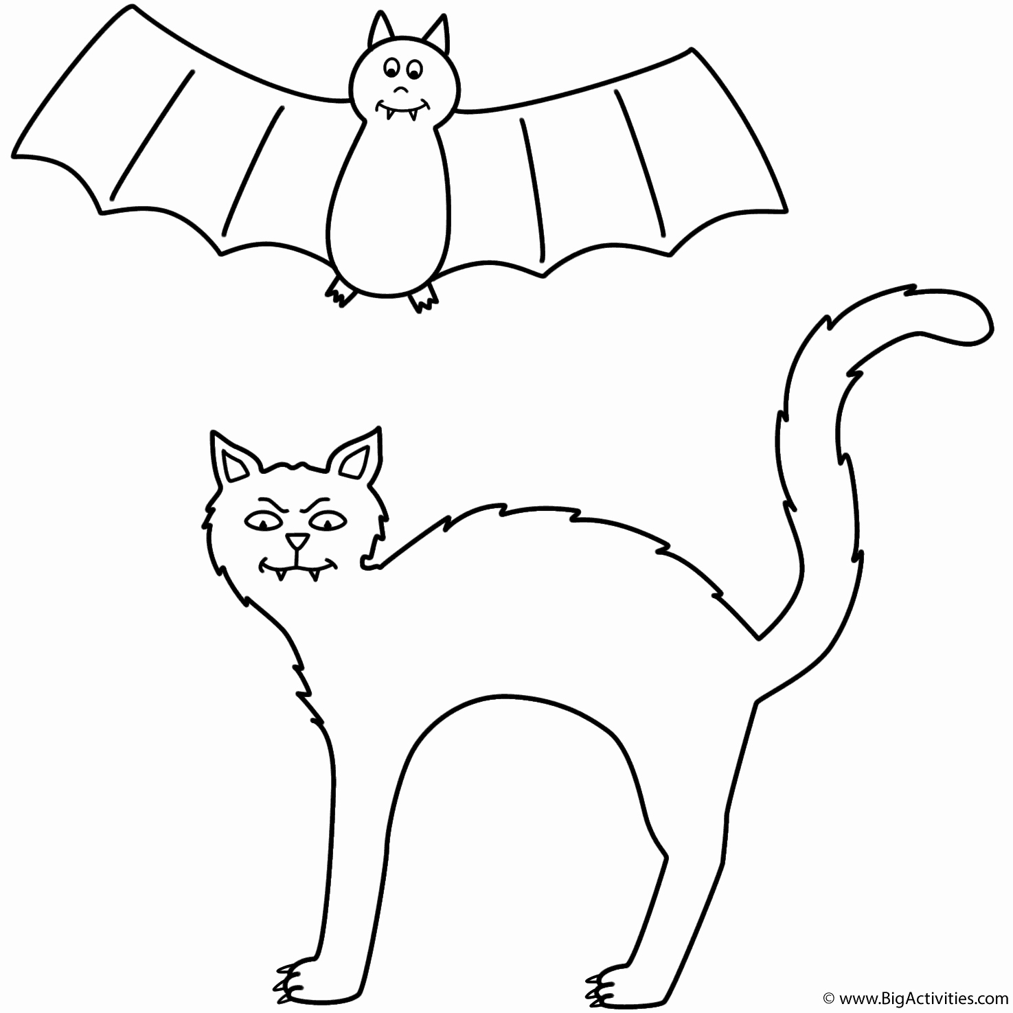 1475x1475 Splat The Cat Coloring Pages Elegant The Best Halloween