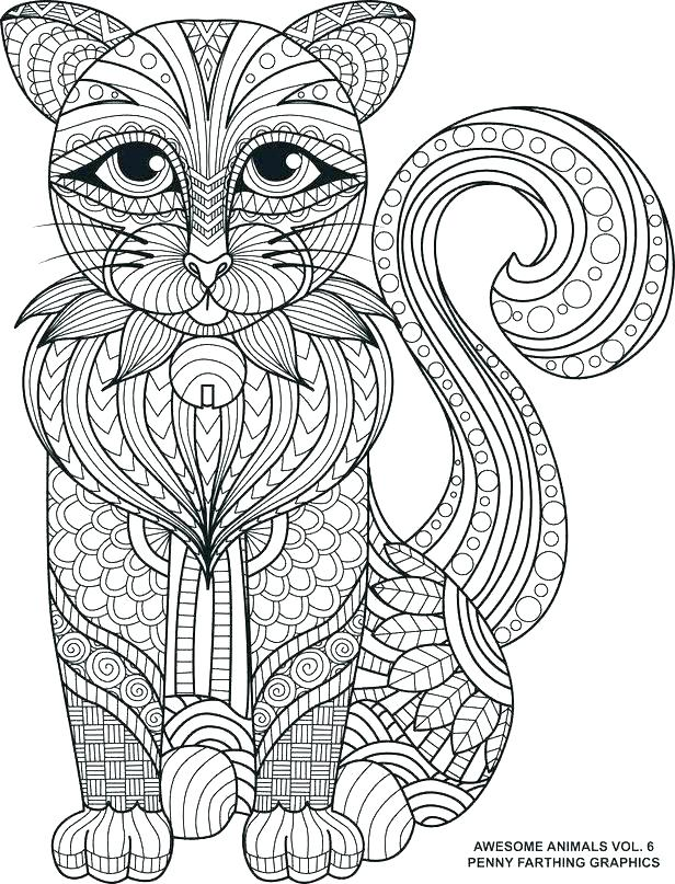 616x807 Children Coloring Pages Coloring Pages Cat Cute Cat Kitten In Cup