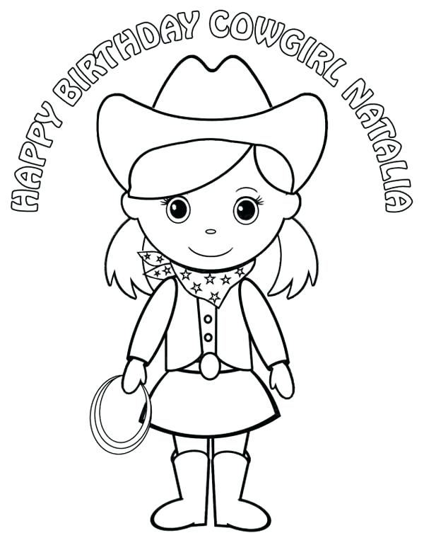 600x777 Cowgirl Coloring Pages Toy Story Toys Jessie The Cowgirl Coloring