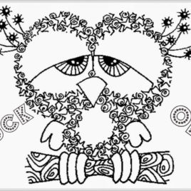 268x268 Coloring Pages For Adults Curse Words Archives