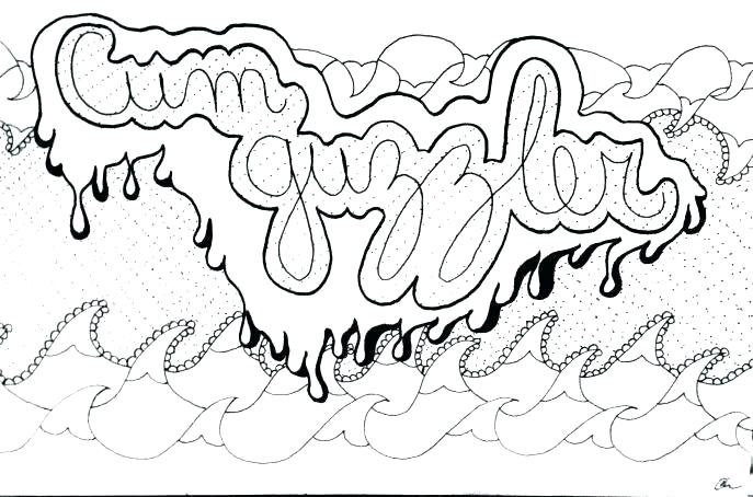 687x454 Cuss Word Coloring Book Zoom Cuss Word Coloring Book Barnes