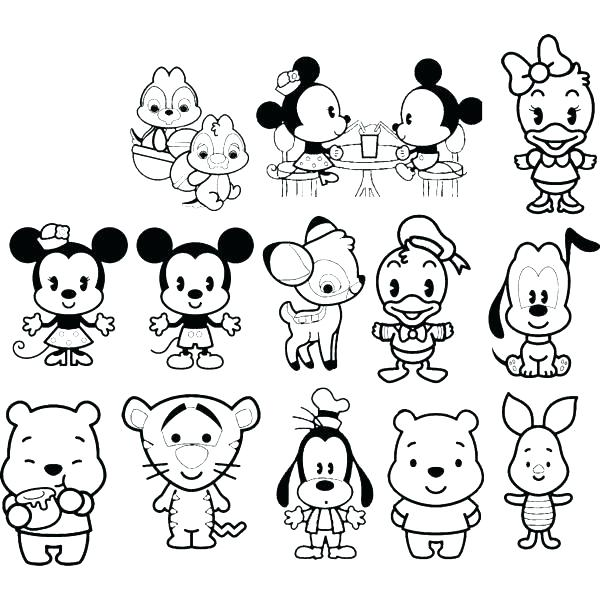 600x600 Disney Thanksgiving Coloring Pages