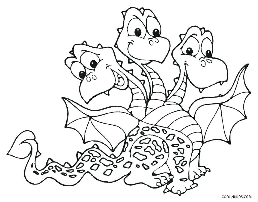900x706 Cute Dragon Coloring Pages And Dragon Coloring Pages For Adults
