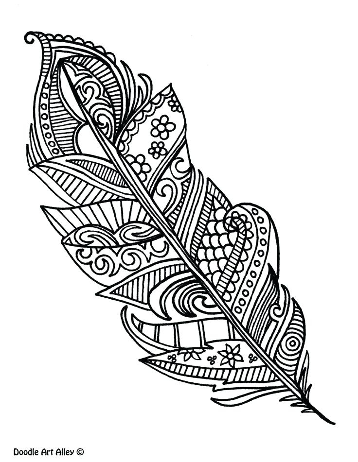 736x951 Dream Catcher Coloring Pages Endearing Epic Dream Catcher Coloring