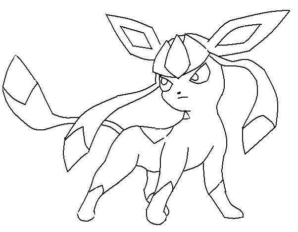 602x468 Pokemon Eevee Evolutions Coloring Pages Pokemon Coloring Pages