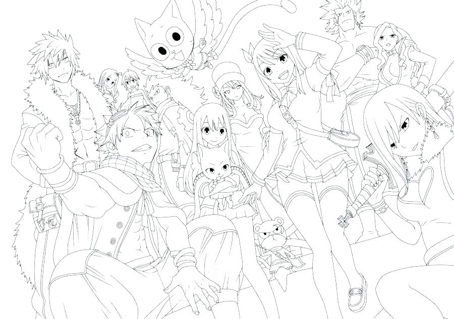 900x634 Fairy Tales Coloring Pages Fairy Tail Anime Coloring Pages Fairy