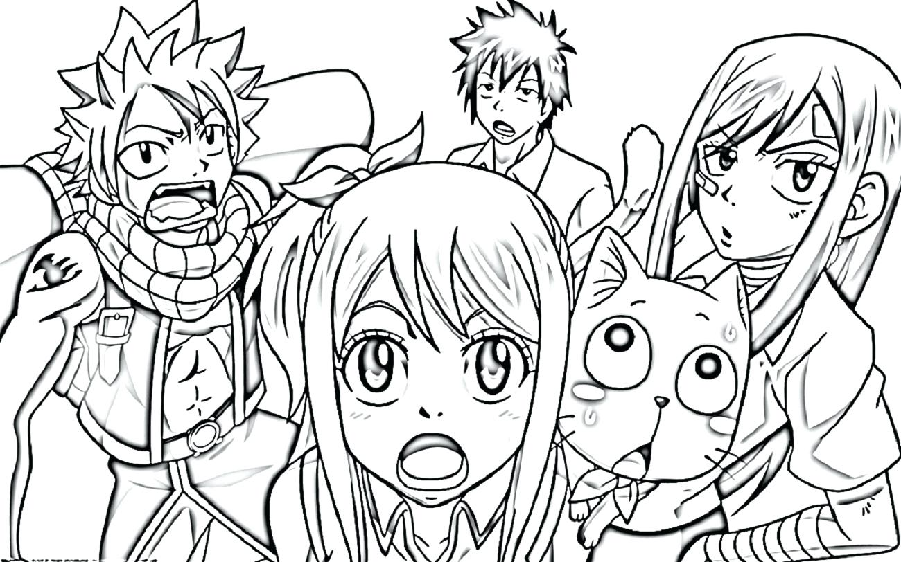 1300x812 Coloring Pages Fairy Tail Printable Image Fairies Tale Color