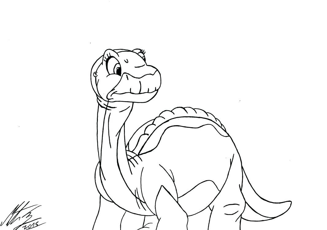 1066x750 Revisited Dinosaur Feet Coloring Pages Land Before Time