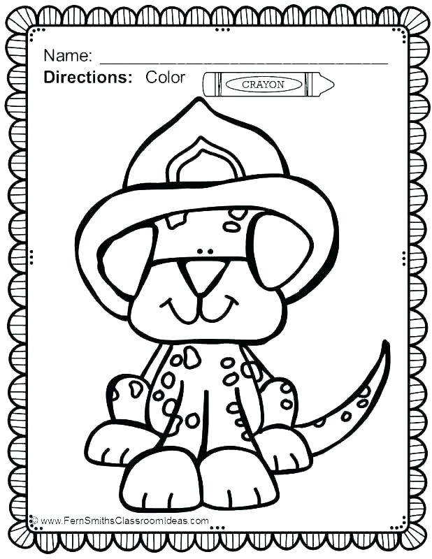 618x800 Fire Fighting Coloring Pages